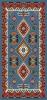 فرش گبه ١.٥*١ طرح ٣٠٥ آبی
